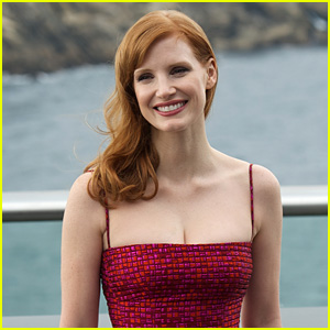 Jessica Chastain Clarifies 'Glamour' Quotes About Female Roles