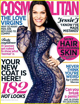 Jessie J to 'British Cosmopolitan': I'm a 26-Year-Old Woman Who Has Relationships & Has Sex!