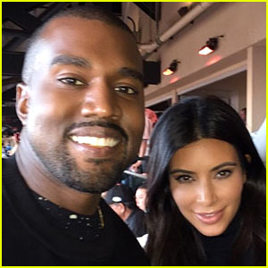 Kim Kardashian & Kanye West Return to Their Engagement Site!