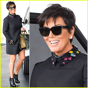Fantastic Kris Jenner Is Still Smiling Wide Despite Bruce Jenners News Hairstyle Inspiration Daily Dogsangcom