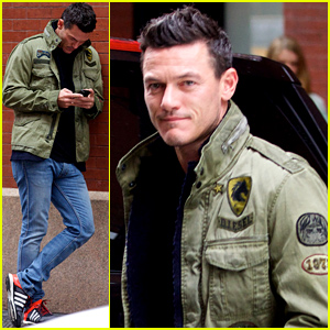 Dracula Untold's Luke Evans: My Career Is Going in the Right Direction