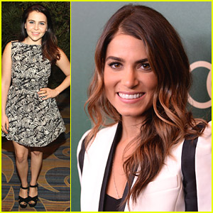 Nikki Reed Joins Mae Whitman at Variety's Power Of Women Event 2014