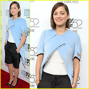 Marion Cotillard Brings 'Two Days, One Night' to New York Film Festival