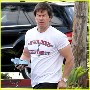 Mark Wahlberg Wants to Help Stop Domestic Violence