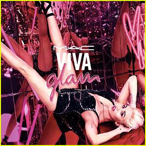 Miley Cyrus Is the New MAC Viva Glam Spokesperson