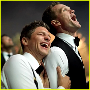 Neil Patrick Harris & David Burtka Share Photos From Their Wedding!
