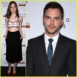 Nicholas Hoult Breaks Silence on Jennifer Lawrence Nude Photo Hack: 'It's a Shame'
