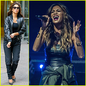 Nicole Scherzinger Has Major Balls Releasing 'Run' As New Single!