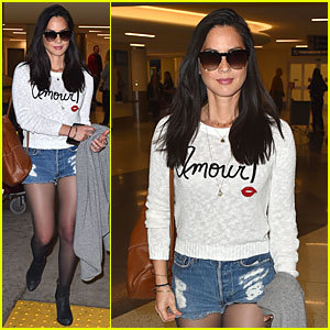 Olivia Munn Dealt With Racist Woman on Flight to LAX