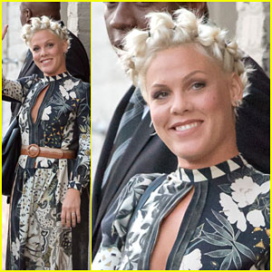 Pink on Her Daughter: She's Way Cooler Than I Am