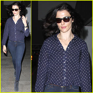 Rachel Weisz & Husband Daniel Craig Meet Up With Stevie Nicks After Fleetwood Mac Concert