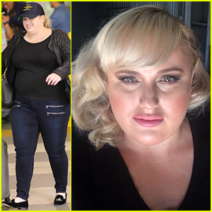 Rebel Wilson Is Doing Some Serious Modeling These Days