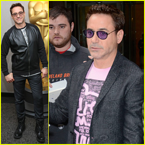 Robert Downey Jr. Says He Will Ask Matthew Broderick Permission to Catch Up with Ex-Girlfriend Sarah Jessica Parker