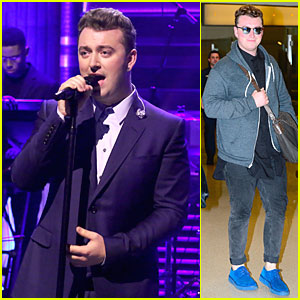 Sam Smith Pours His Heart Out During 'Tonight Show' Performance
