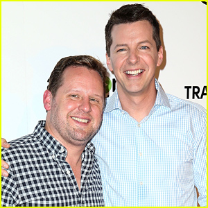 Sean Hayes Engaged to Longtime Partner Scott Icenogle