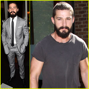 Shia LaBeouf Got a Tooth Removed Just for His 'Fury' Role