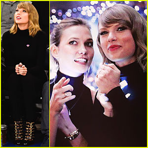 Karlie Kloss Taylor Swift Amas