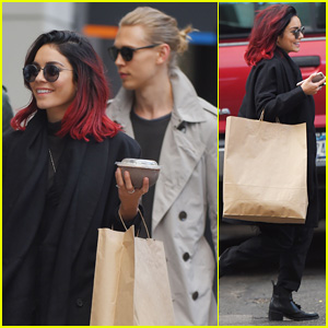 Vanessa Hudgens Causes 'Havoc' in NYC with Austin Butler
