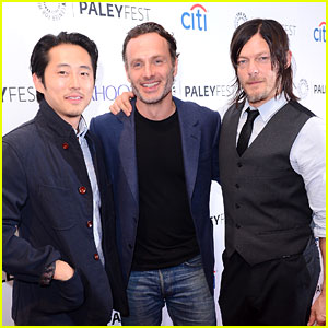 Norman Reedus & 'Walking Dead' Cast Feel Alive at Comic Con