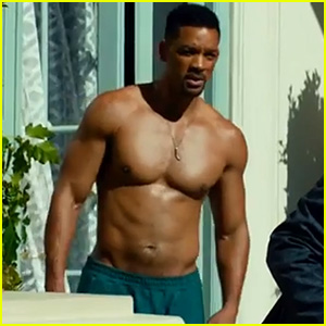 Will Smith is a Sexy Shirtless Con Man in First Official 'Focus' Trailer - Watch Now!