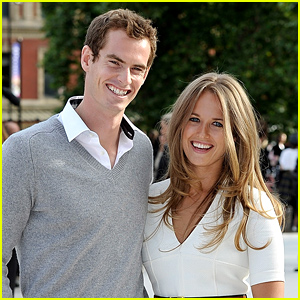 Tennis Pro Andy Murray Engaged to Longtime Love Kim Sears!