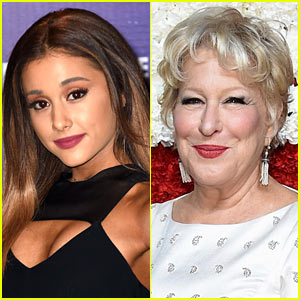 Ariana Grande Responds to Bette Midler's Co