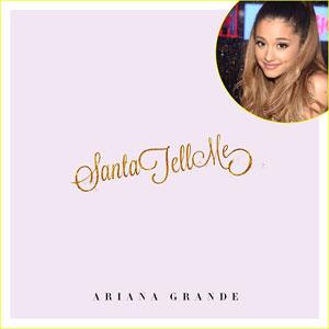 Ariana Grande Releases 'Santa Tell Me' - Full Song & Lyrics Here!