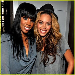 Beyonce Posts the Sweetest Message for Kelly Rowland's Baby!