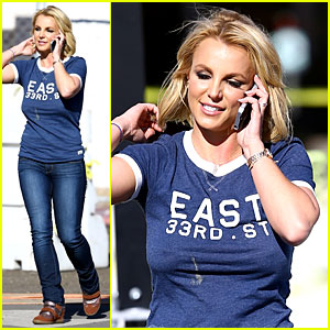 Britney Spears Steps Out After New Boyfriend Rumors