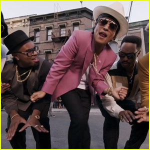 Bruno Mars Has 'Uptown Funk' for Mark Ronson - LISTEN NOW!