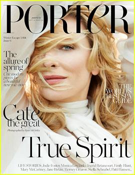 Cate Blanchett is 'So F-king Proud of Emma Watson'