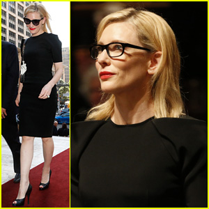 Cate Blanchett Stresses Free Education & Healthcare During Speech at Gough Whitlam's Memorial Service (Video)
