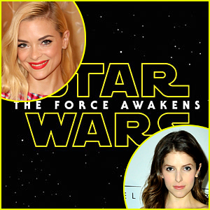 Celebrities Freak Out Over 'Star Wars' Trailer - See the Tweets!