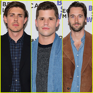 Celebrities Support Chris Lowell's Directorial Debut 'Beside Still Waters'!