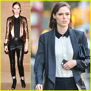 Coco Rocha & Husband James Conran Are Expecting Baby Girl!