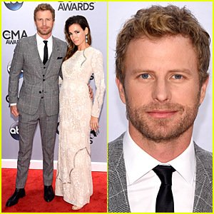 Dierks Bentley & Wife Cassidy Black Are the Perfect Couple at CMA Awards 2014