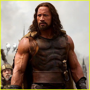 Dwayne Johnson's Muscles Are Insane in New 'Hercules' Stills (Exclusive Photos)