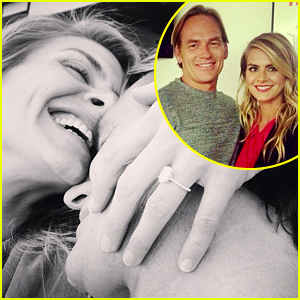 Happy Endings' Eliza Coupe Gets Engaged on Thanksgiving!