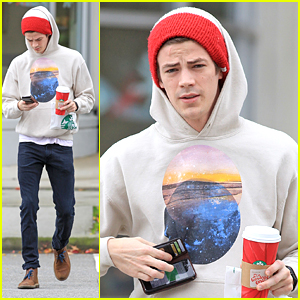 Grant Gustin Thanks Fans For People's Choice Nomination