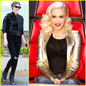 Gwen Stefani's New Song 'Spark the Fire' Gets Played By Pharrell Williams - Watch Now!