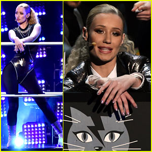 Iggy Azalea Makes Us 'Beg for It' at AMAs 2014 - Watch Now!