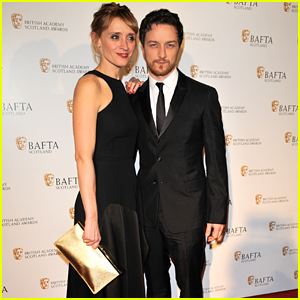 James Mcavoy 2014 Wife Anne Marie Duff...