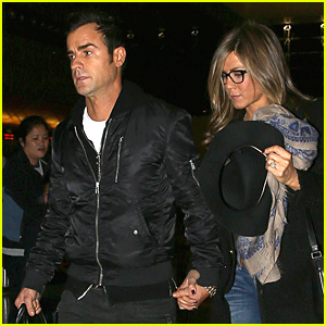 Jennifer Aniston Squashes Justin Theroux Elopement Rumors