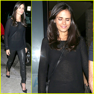 Jordana Brewster Goes on a Date Night After Talking About the Craziest Place She Had Sex!