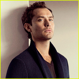 Jude Law is all about the serious stare in these brand new images from ...