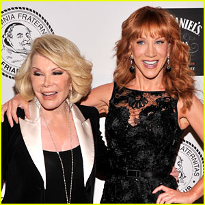 Kathy Griffin Confirms She Was Offered Joan Rivers' 'Fashion Police' Spot