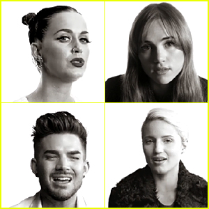 Katy Perry, Suki Waterhouse, & Tons of Stars Sing Touching 'Imagine' Cover For UNICEF - Watch Now!