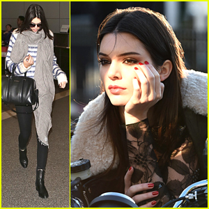 Kendall Jenner: It's 'An Incredible Honor' To Be Face of Estee Lauder