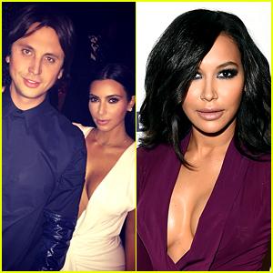 Kim Kardashian's BFF Jonathan Cheban Fires Back at Naya Rivera Over 'Paper' Magazine Comment