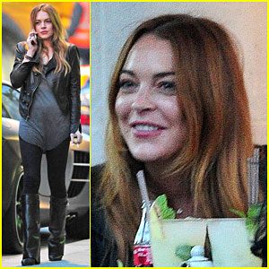 Lindsay Lohan is So Grateful for All That 'Speed the Plow' Support